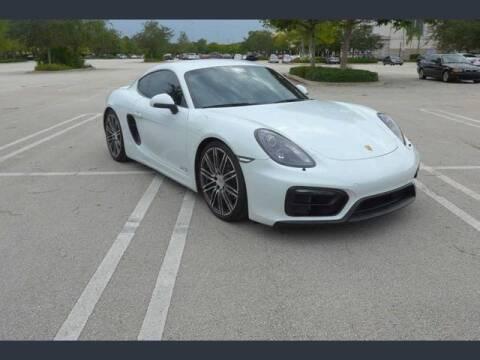 2015 Porsche Cayman for sale at Orlando Auto Connect in Orlando FL