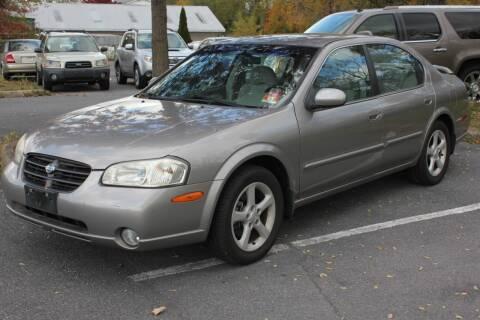 2000 Nissan Maxima for sale at Auto Bahn Motors in Winchester VA