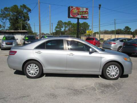 2011 Toyota Camry for sale at Checkered Flag Auto Sales EAST in Lakeland FL