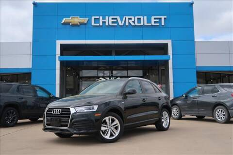 2018 Audi Q3 for sale at Lipscomb Auto Center in Bowie TX