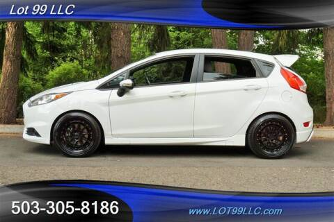 2015 Ford Fiesta for sale at LOT 99 LLC in Milwaukie OR