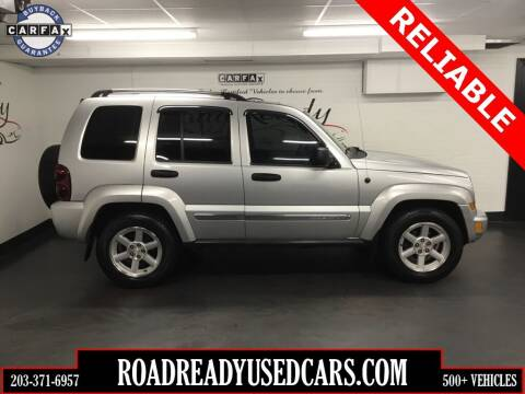 2006 Jeep Liberty for sale at Road Ready Used Cars in Ansonia CT