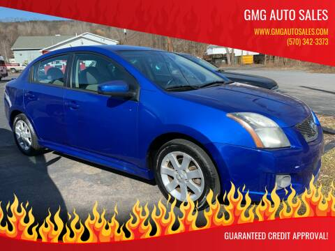 2010 Nissan Sentra for sale at GMG AUTO SALES in Scranton PA