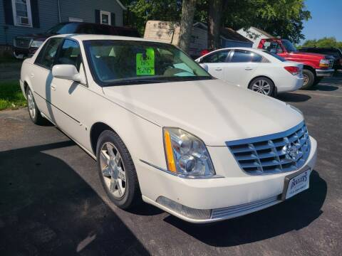 2006 Cadillac DTS for sale at Draxler's Service, Inc. in Hewitt WI