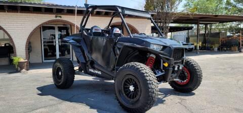 2014 Polaris RZR 1000 XP for sale at FRANCIA MOTORS in El Paso TX