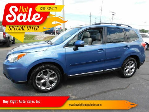 2015 Subaru Forester for sale at Buy Right Auto Sales Inc in Fort Wayne IN