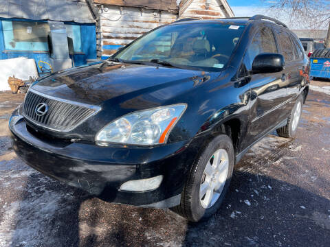 2005 Lexus RX 330 for sale at Mister Auto in Lakewood CO