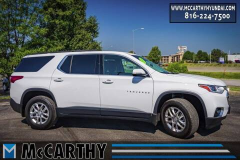 2020 Chevrolet Traverse for sale at Mr. KC Cars - McCarthy Hyundai in Blue Springs MO
