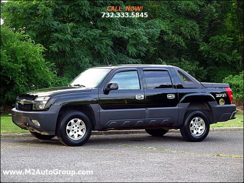 2005 Chevrolet Avalanche for sale at M2 Auto Group Llc. EAST BRUNSWICK in East Brunswick NJ