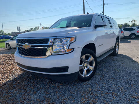 2015 Chevrolet Suburban for sale at Safeway Auto Sales in Horn Lake MS