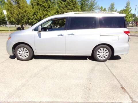 2012 Nissan Quest for sale at Signature Auto Sales in Bremerton WA