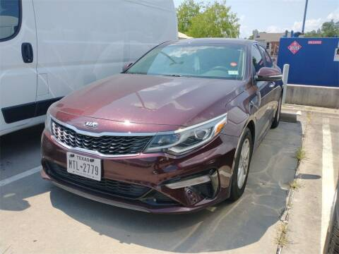2019 Kia Optima for sale at Excellence Auto Direct in Euless TX