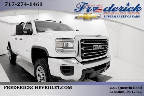 2017 GMC Sierra 3500HD for sale at Lancaster Pre-Owned in Lancaster PA