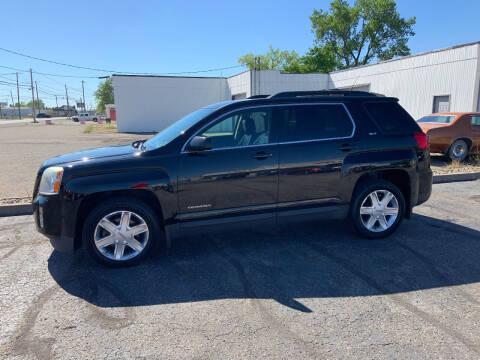 2011 GMC Terrain for sale at Bruce Kunesh Auto Sales Inc in Defiance OH