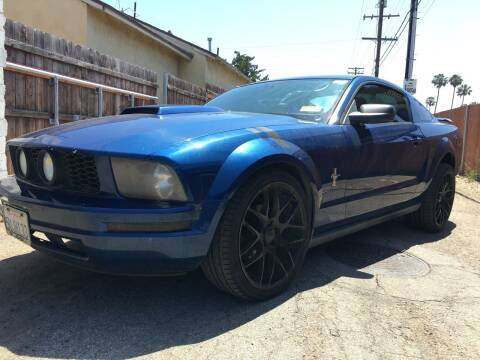 2006 Ford Mustang for sale at Auto Max of Ventura in Ventura CA