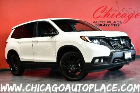 2019 Honda Passport for sale at Chicago Auto Place in Bensenville IL