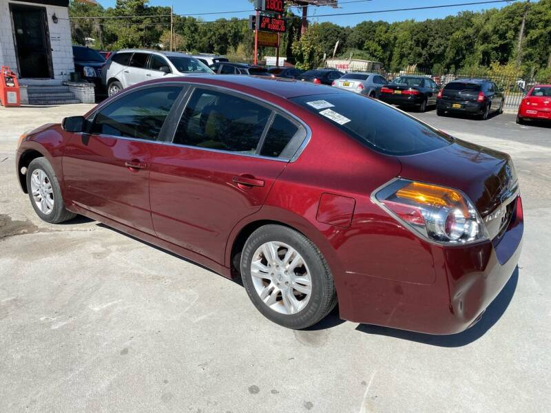 2011 Nissan Altima for sale at Palmer Automobile Sales in Decatur GA
