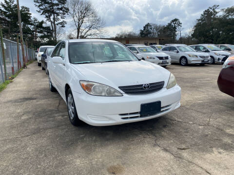 2002 Toyota Camry for sale at Port City Auto Sales in Baton Rouge LA