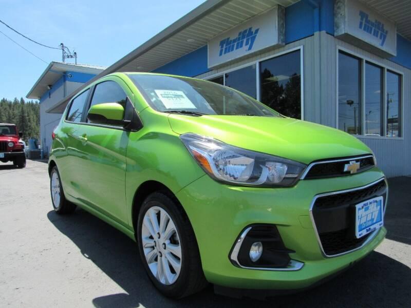 2016 Chevrolet Spark for sale at Thrifty Car Sales SPOKANE in Spokane Valley WA