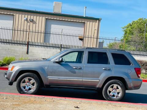 2007 Jeep Grand Cherokee for sale at United Star Motors in Sacramento CA