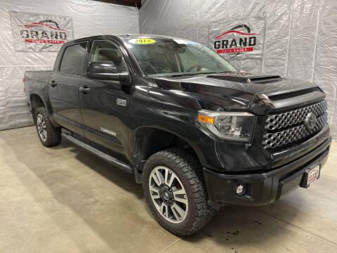 2018 Toyota Tundra for sale at GRAND AUTO SALES in Grand Island NE