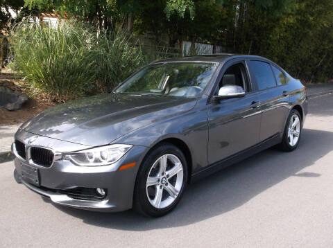 2012 BMW 3 Series for sale at Eastside Motor Company in Kirkland WA