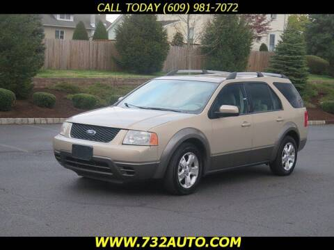 2007 Ford Freestyle for sale at Absolute Auto Solutions in Hamilton NJ