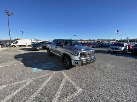 2019 Toyota Tundra for sale at King Motors featuring Chris Ridenour in Martinsburg WV