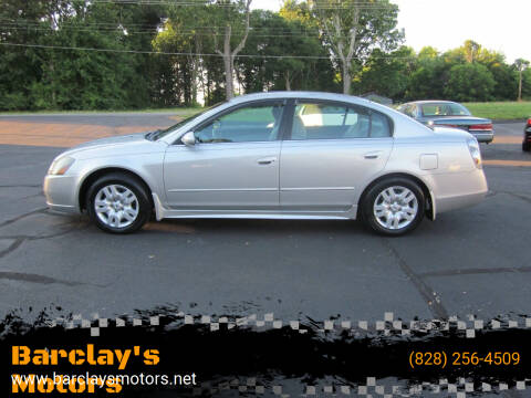 2005 Nissan Altima for sale at Barclay's Motors in Conover NC