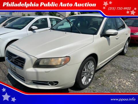 2007 Volvo S80 for sale at Philadelphia Public Auto Auction in Philadelphia PA