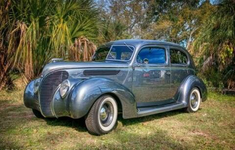 1938 Ford Tudor for sale at Classic Car Deals in Cadillac MI