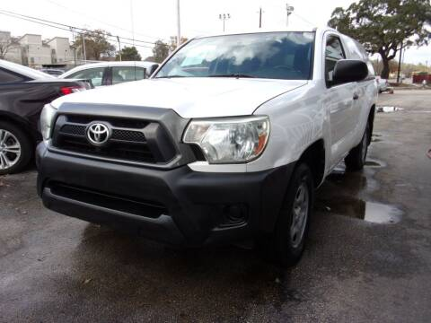 2013 Toyota Tacoma for sale at Carfast in Houston TX