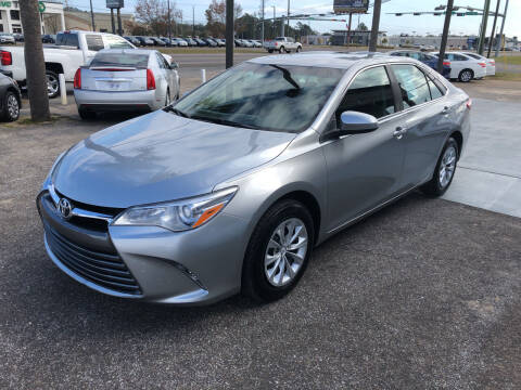 2017 Toyota Camry for sale at Advance Auto Wholesale in Pensacola FL