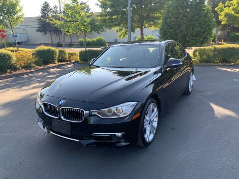 2013 BMW 3 Series for sale at JZ Auto Sales in Happy Valley OR