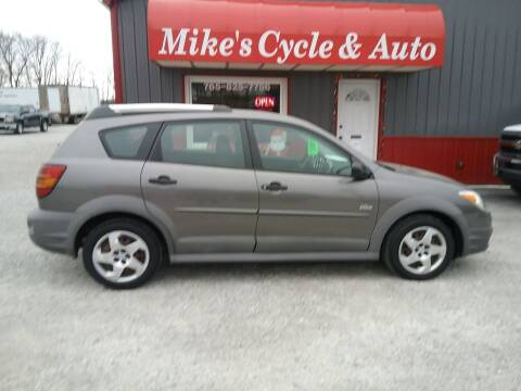 2007 Pontiac Vibe for sale at MIKE'S CYCLE & AUTO - Mikes Cycle and Auto (Liberty) in Liberty IN