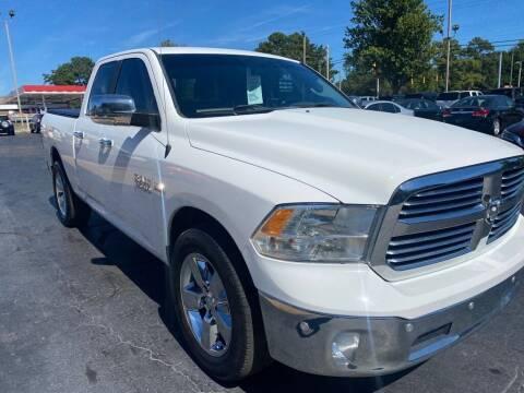 2017 RAM Ram Pickup 1500 for sale at JV Motors NC 2 in Raleigh NC