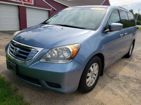 2009 Honda Odyssey for sale at Hwy 13 Motors in Wisconsin Dells WI