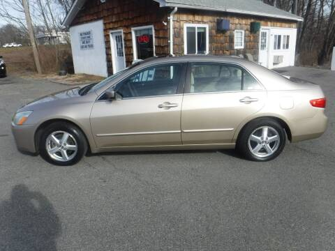 2005 Honda Accord for sale at Trade Zone Auto Sales in Hampton NJ