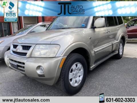 2003 Mitsubishi Montero for sale at JTL Auto Inc in Selden NY