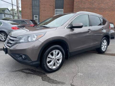 2012 Honda CR-V for sale at DRIVE TREND in Cleveland OH