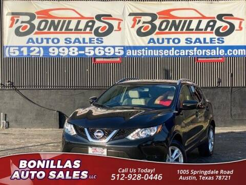 2017 Nissan Rogue Sport for sale at Bonillas Auto Sales in Austin TX