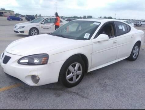 2008 Pontiac Grand Prix for sale at HW Used Car Sales LTD in Chicago IL