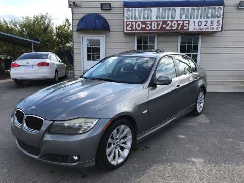 2011 BMW 3 Series for sale at Silver Auto Partners in San Antonio TX