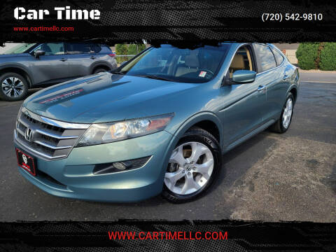 2010 Honda Accord Crosstour for sale at Car Time in Denver CO