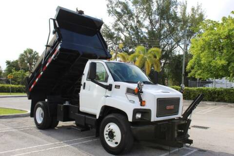 2008 GMC C7500 for sale at Truck and Van Outlet in Miami FL