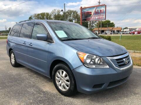2008 Honda Odyssey for sale at Albi Auto Sales LLC in Louisville KY