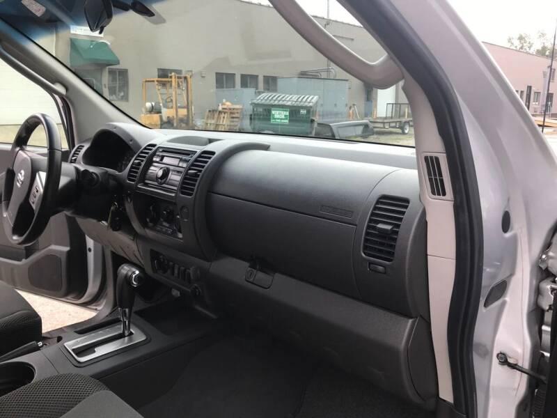 2008 Nissan Xterra 4x4 Off-Road 4dr SUV 5A - Danbury CT