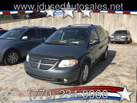 2007 Dodge Grand Caravan for sale at J D USED AUTO SALES INC in Doraville GA