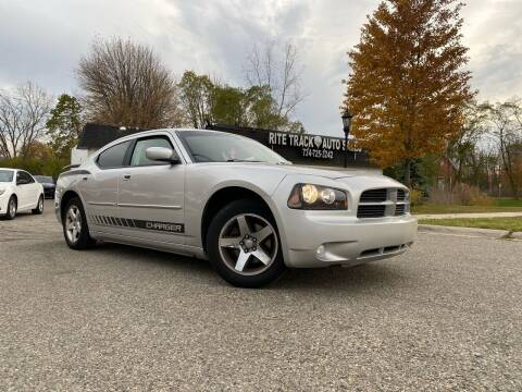 2010 Dodge Charger for sale at Rite Track Auto Sales in Canton MI