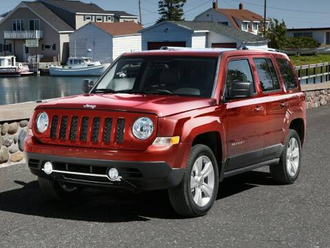 2012 Jeep Patriot for sale at Mercedes-Benz of North Olmsted in North Olmstead OH